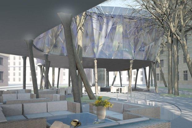 Каким будет музей Булгакова: концепция Габриеле Филиппини. Изображение № 21.