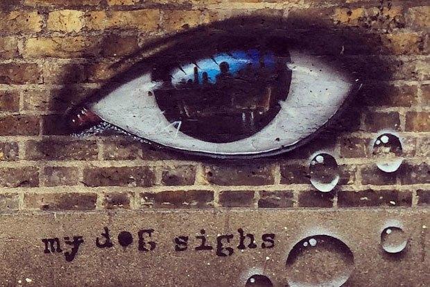 Граффити, изменившие улицы Колумбии, Франции, Турции иВенгрии. Изображение № 15.