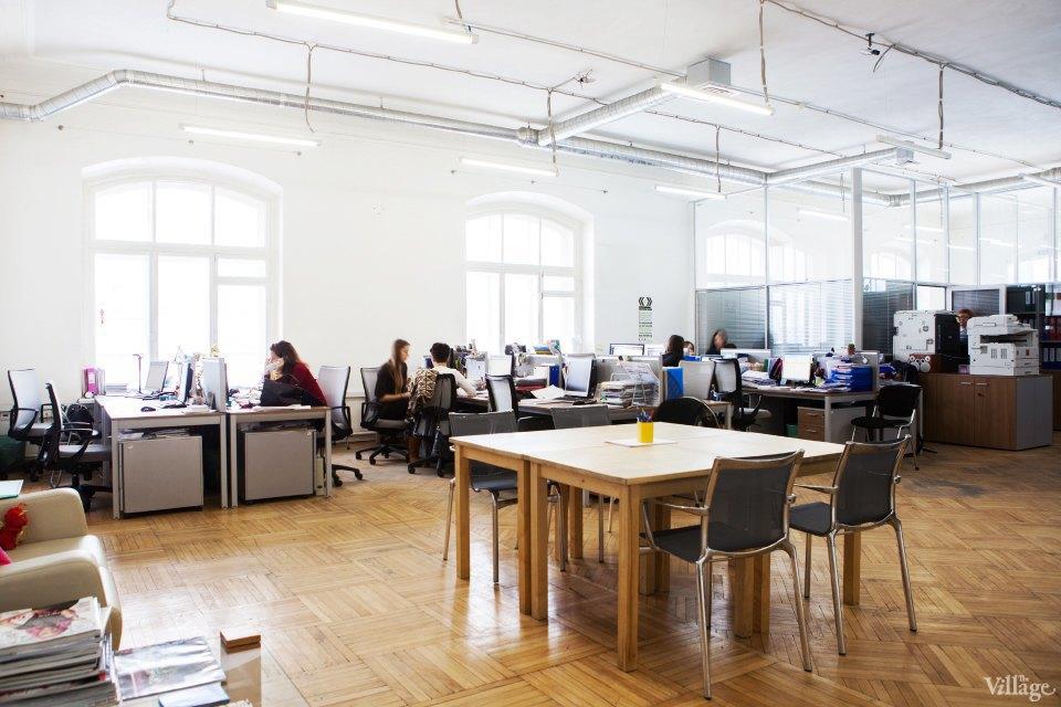 Офис недели (Москва): Администрация «Винзавода». Изображение № 11.