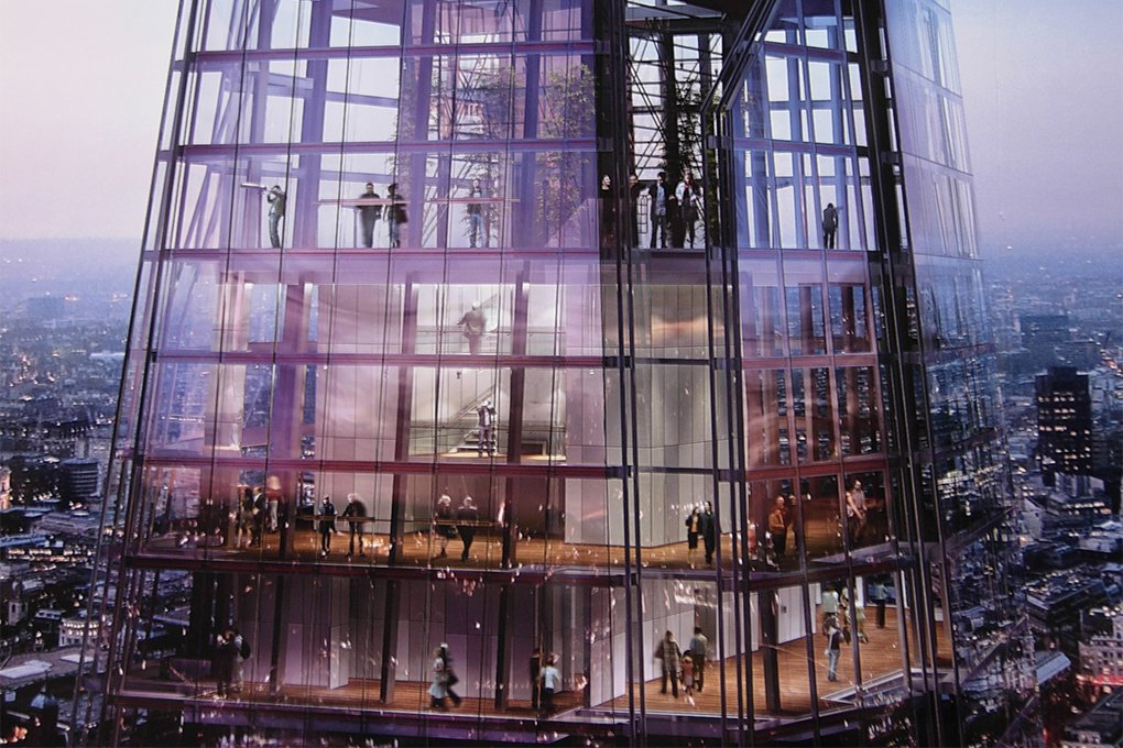 Hopes Tech: 15 самых эффектных небоскрёбов мира. Изображение № 4.