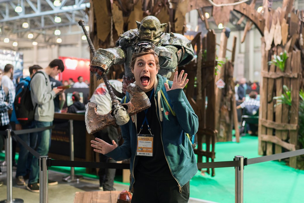Фрики и гики: Как прошёл второй московский Comic Con. Изображение № 5.