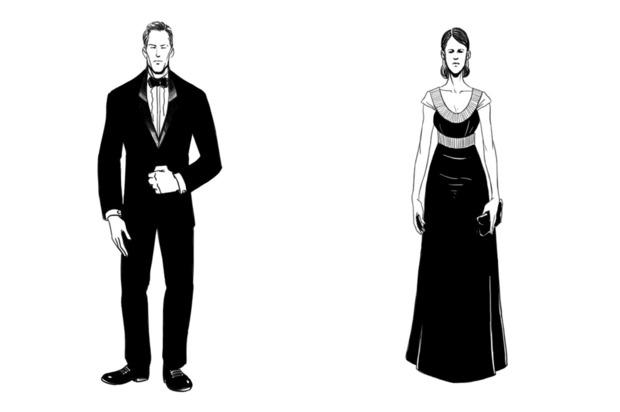 Как это устроено: 5 основных видов дресс-кода. Изображение № 4.