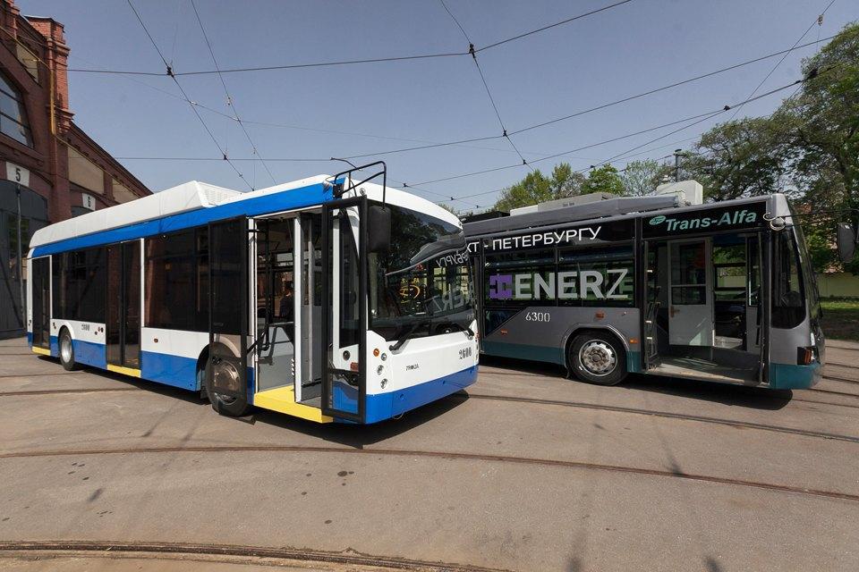 Троллейбусы будущего савтономным ходом. Изображение № 2.