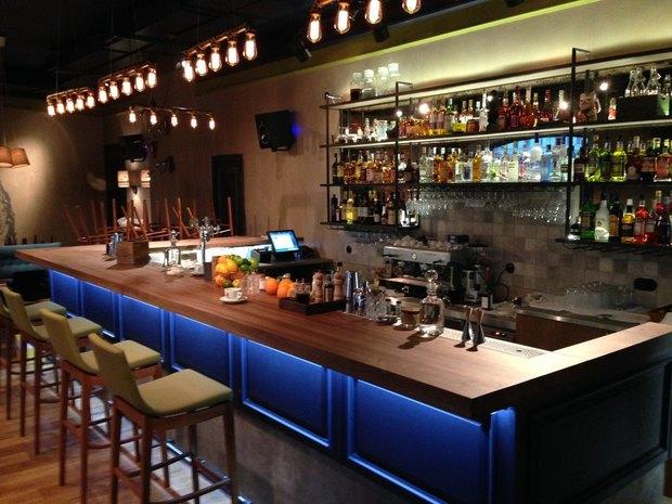 НаФонтанке открывается ресторан-бар Room . Изображение № 1.