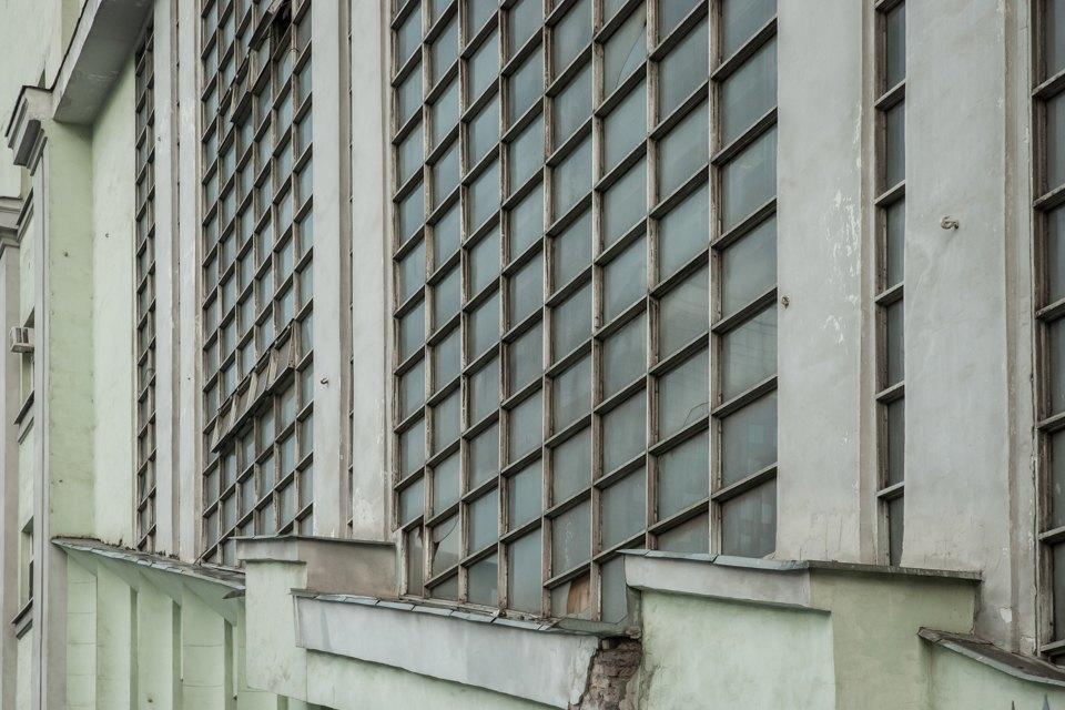 Архитектор Михаил Князев — осамых необычных автомобильных гаражах Москвы. Изображение № 5.