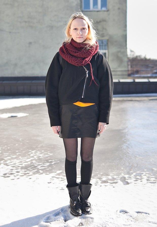 Внешний вид (Петербург): Мария Троицкая, «Луук design market». Изображение № 1.