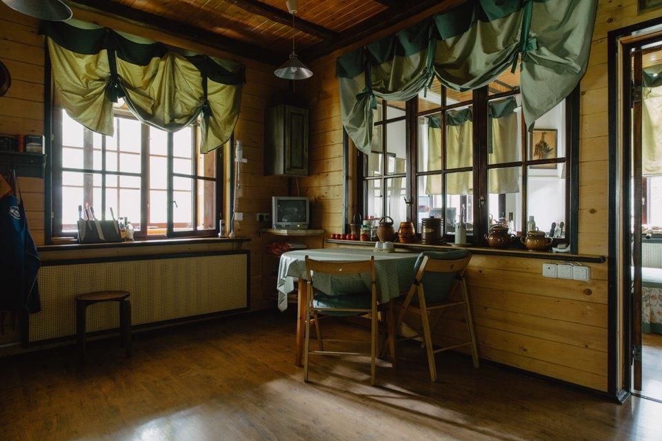 Загородный дом Леонида Парфёнова иЕлены Чекаловой. Изображение № 17.