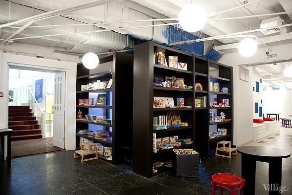 Новое место: Детский центр «Шардам». Изображение № 10.