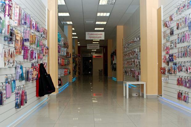В Петербурге открылся эротический гипермаркет с музеем и лекторием. Изображение № 3.