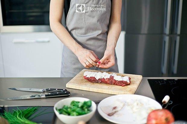 Шеф дома: Ростбиф-салат и тыквенная каша Мириам Сехон. Изображение № 28.
