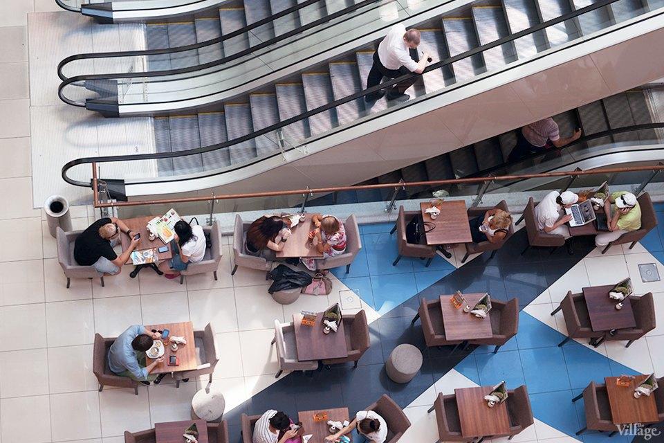 Торговые центры Москвы: «Метрополис». Изображение № 21.