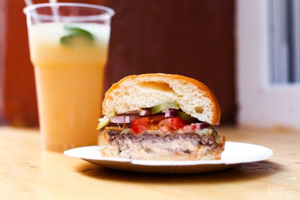 Новое место: The Burger Brothers. Изображение № 4.