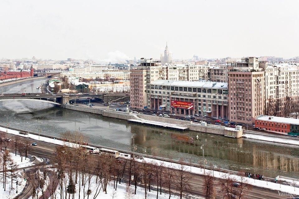 Лучший вид на этот город: 7 смотровых площадок вМоскве. Изображение № 6.