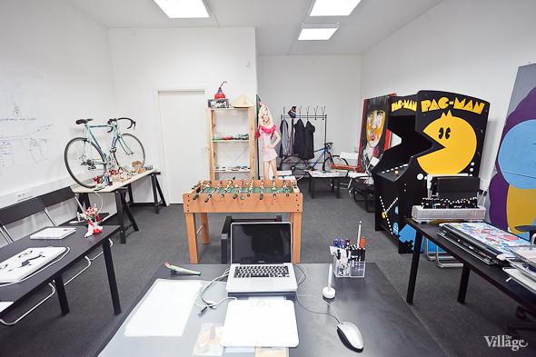 Офис недели (Петербург): Dange Design Studio. Изображение № 23.