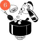 Рецепты шефов: Овощной спринг-ролл. Изображение № 9.