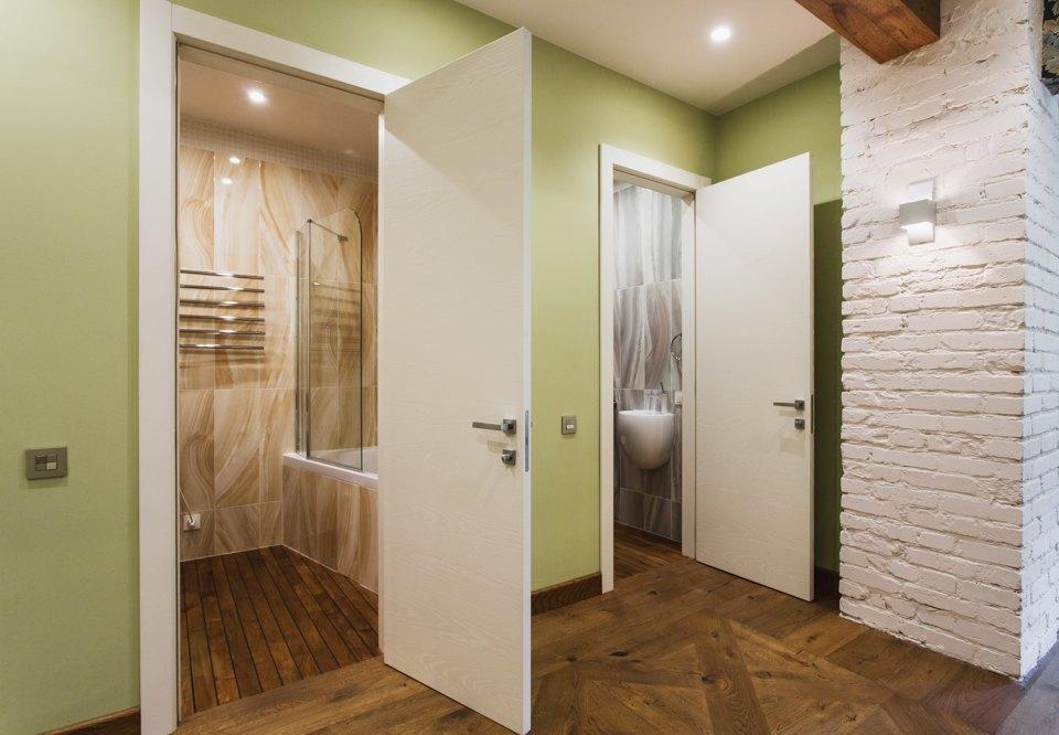 Квартира с декоративным камином для семьи сноворождённым . Изображение № 14.