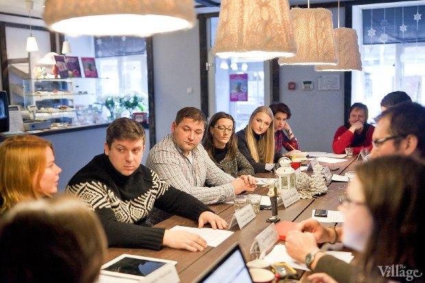 Круглый стол: Кофе в Петербурге. Изображение № 35.