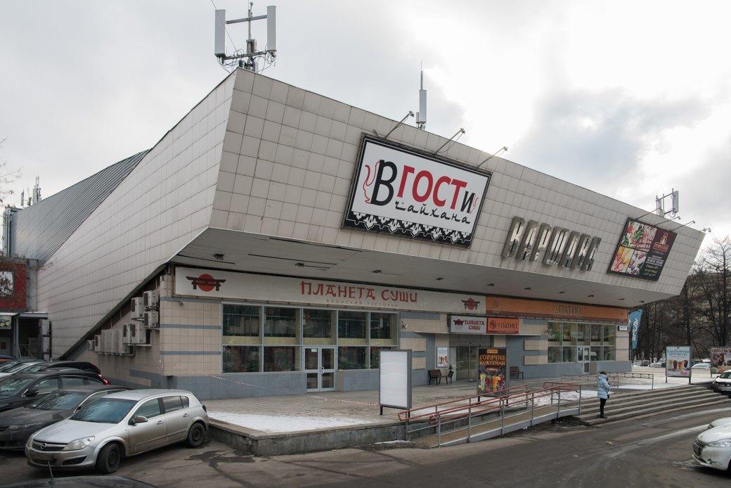 Как бюро SVESMI предлагает переделать московские кинотеатры. Изображение № 9.