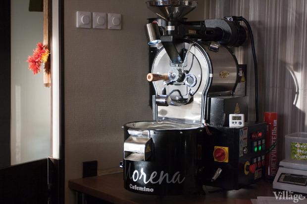 Все свои: Кофейня «Глобал Граундс». Изображение № 18.