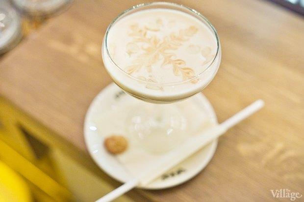 Кофейный алкогольный коктейль «Ночь в Париже» — 250 руб. Изображение № 27.