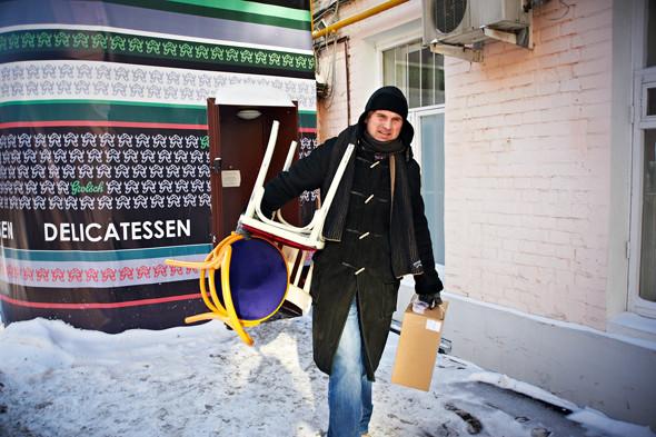 Объекты Романа Карпова для кафе Delicatessen. Изображение № 31.