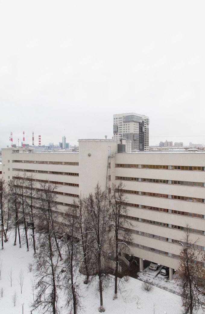 Я живу в доме-коммуне наулице Орджоникидзе. Изображение № 2.