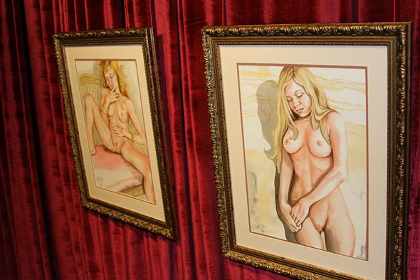 Изображение 13. На Новом Арбате открылся музей эротического искусства.. Изображение № 14.