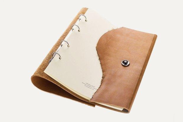 Кожаные блокноты NB. Изображение № 1.