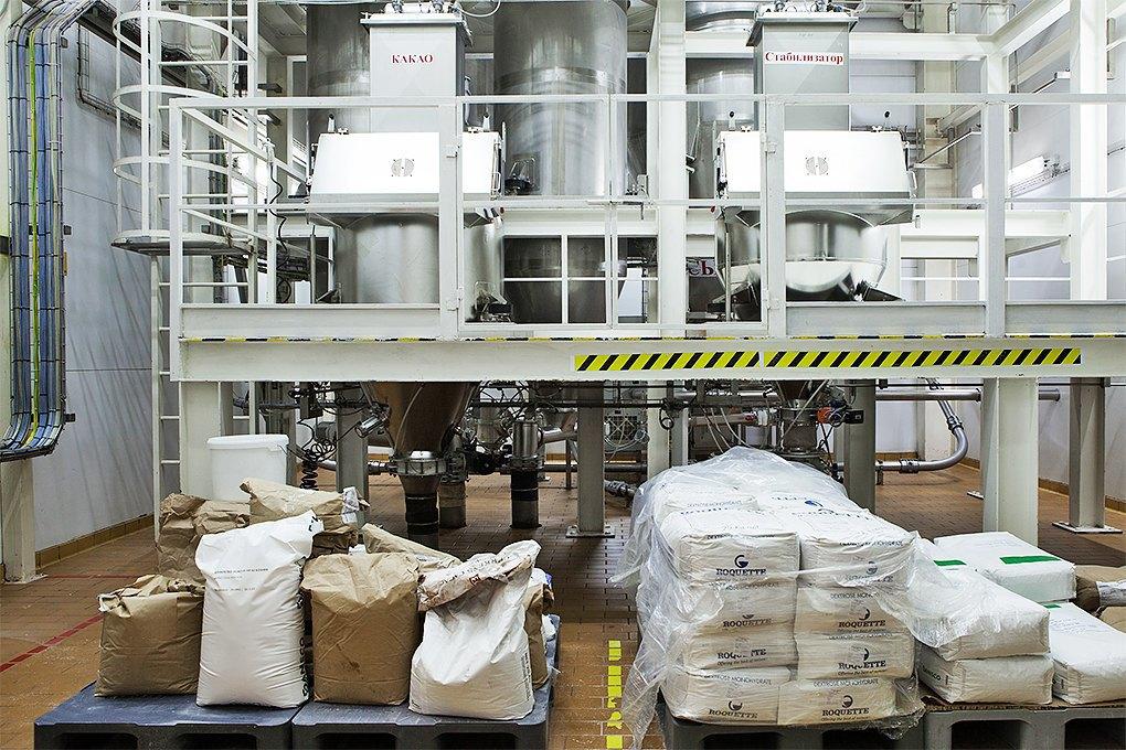 Производственный процесс: Как делают мороженое. Изображение № 7.