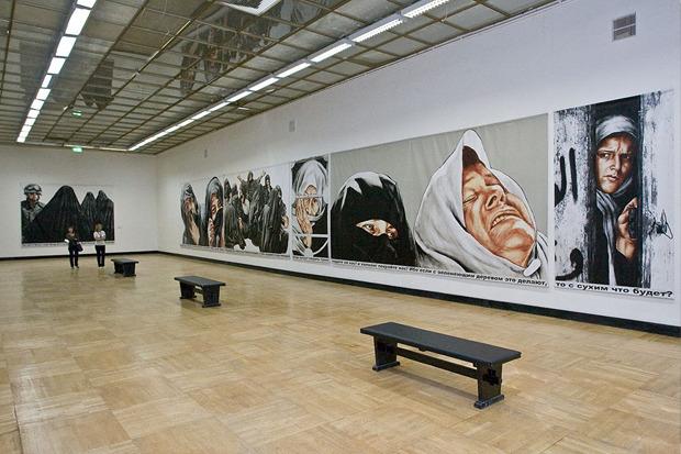 Работы с выставки Icons в Краснодаре. Изображение № 1.