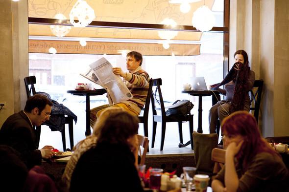 После прочтения съесть: 5 кафе при магазинах. Изображение № 45.