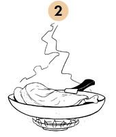 Рецепты шефов: Эскабече из голубя. Изображение № 7.