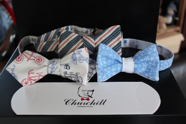 На Грузинском Валу открылся шоу-рум галстуков-бабочек Churchill. Изображение № 2.
