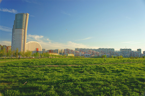 Район: Ходынское поле. Изображение № 9.