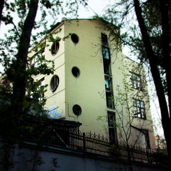 В типографии Эля Лисицкого откроют гостиницу. Изображение № 1.