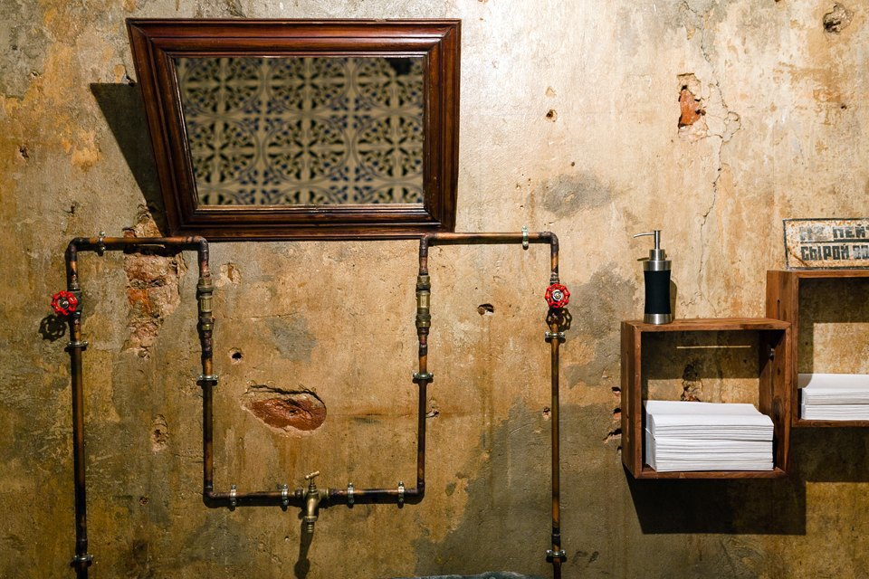 Бар«Винный шкаф» . Изображение № 15.