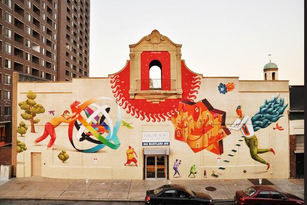 Балтимор, США. Изображение № 24.