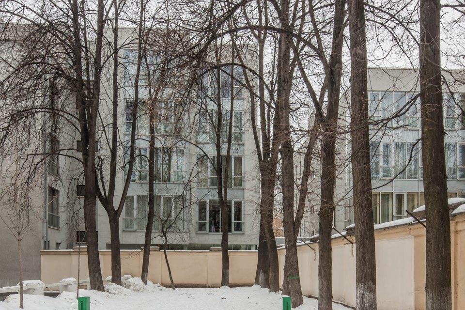 Нелужковский стиль: 5 удачных современных зданий вцентре Москвы. Изображение № 9.