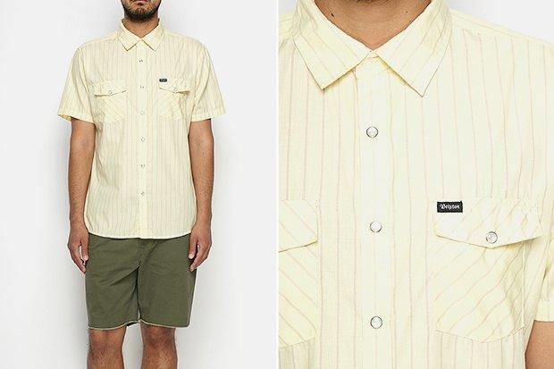Где купить мужскую рубашку: 6вариантов от1 600 до7 000 рублей. Изображение № 6.