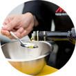 Omnivore Food Festival: Жиль Шукрун готовит «краба под землей». Изображение № 42.