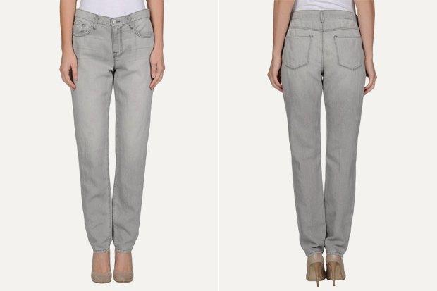 Где купить женские джинсы прямого кроя: 9вариантов от2до 36тысяч рублей. Изображение № 7.