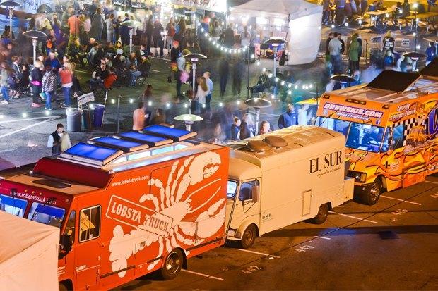 Как фестиваль фургонов с едой помогает выжить мобильным кафе в Сан-Франциско. Изображение № 14.