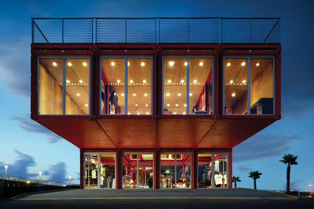 Hopes Tech: 10 самых красивых магазинов мира. Изображение № 30.