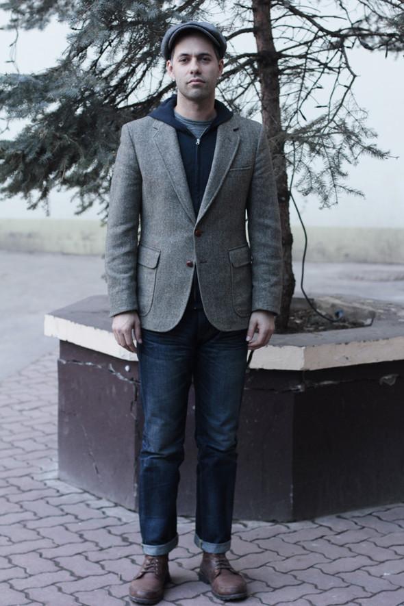 Внешний вид: Михаил Идов, главный редактор GQ. Изображение № 1.