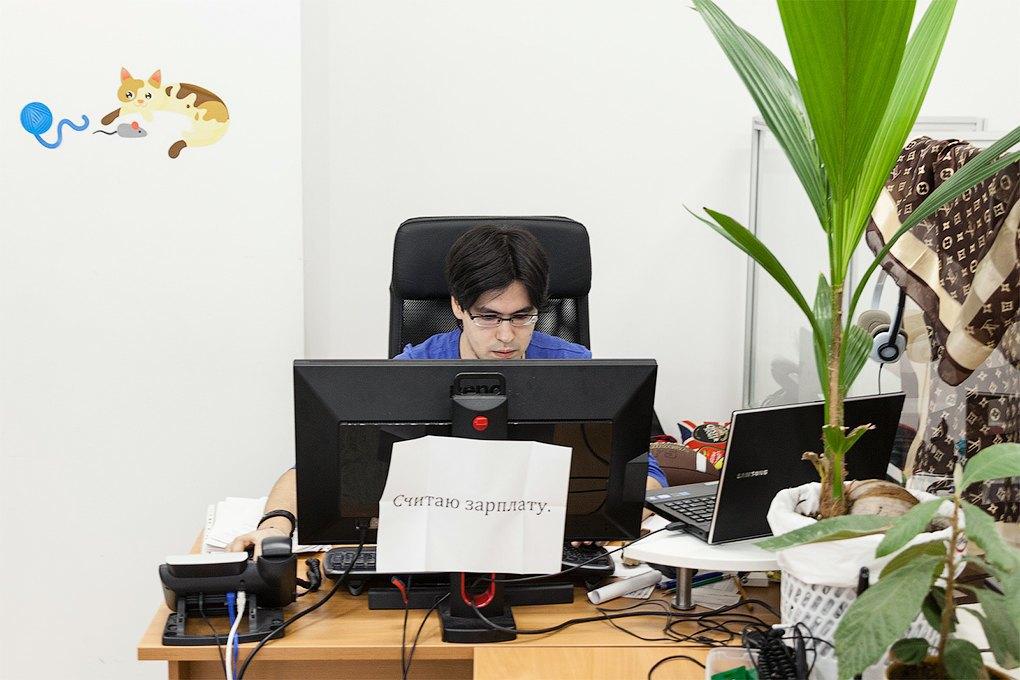 Рабочий стол: Михаил Смолянов, «Мегаплан». Изображение № 5.