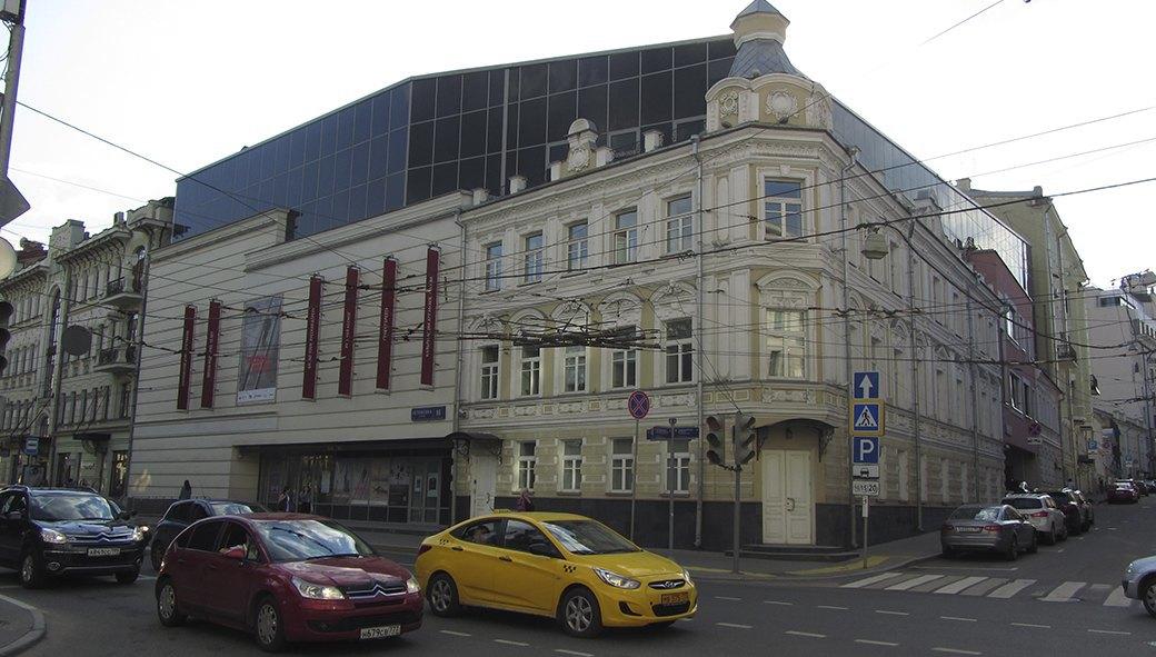«Мультимедиа Арт Музей» на Остоженке. Изображение № 109.