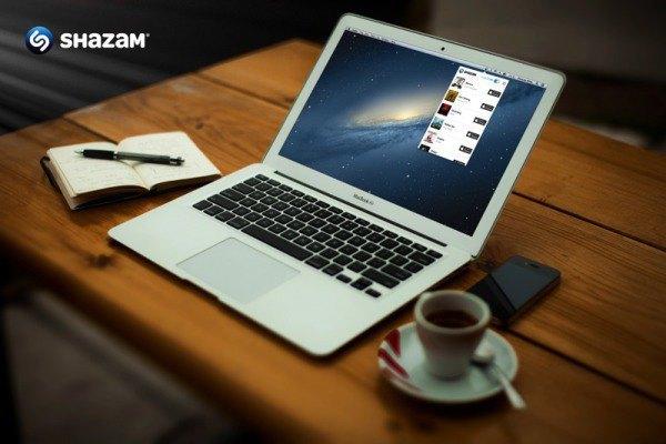 Shazam заработал на компьютерах Apple. Изображение № 1.