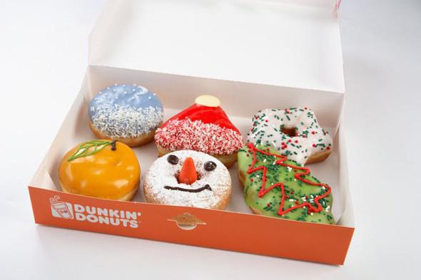 Сладкий Санта: Имбирные человечки и другие новогодние десерты навынос. Изображение № 30.