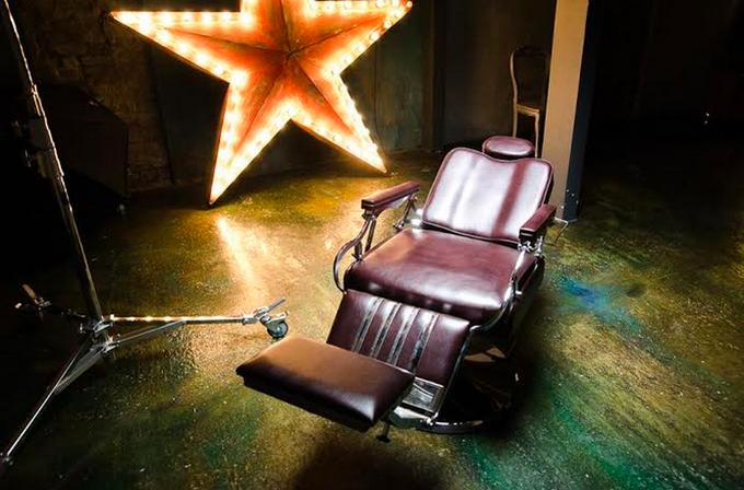 В бизнес-центре «Спектр» открывается мужская парикмахерская «5/8». Изображение № 1.
