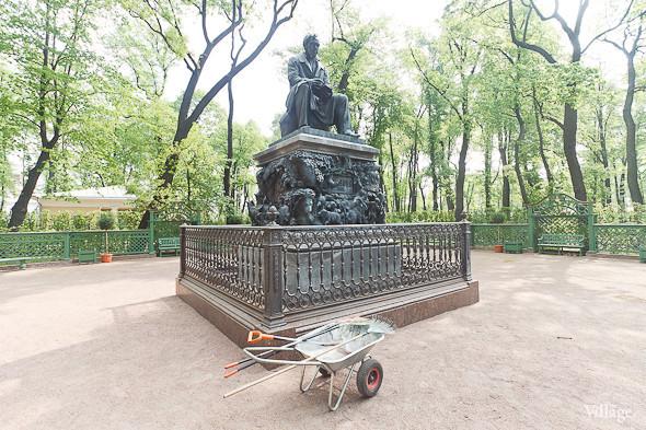 Фоторепортаж: Летний сад после реставрации. Изображение № 60.
